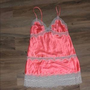 Victoria's Secret Silky Lace Nightie